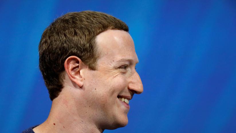 Un tribunal ruso multa a Facebook con 47 dólares