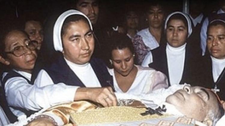 Los funerales del cardenal Posadas Ocampo en la Catedral de Guadalajara (Foto: Archivo).
