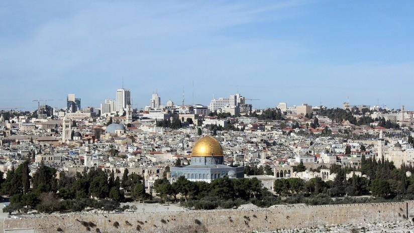 Jerusalén: Se origina un incendio en la mezquita de al-Aqsa al mismo tiempo que en Notre Dame (VIDEOS)
