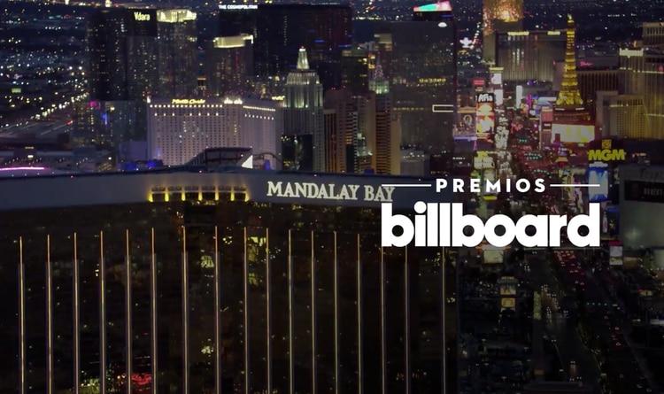 Mandalay Bay Events Center en Las Vegas