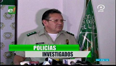 Video titulares de noticias de TV – Bolivia, noche del lunes 15 de abril de 2019