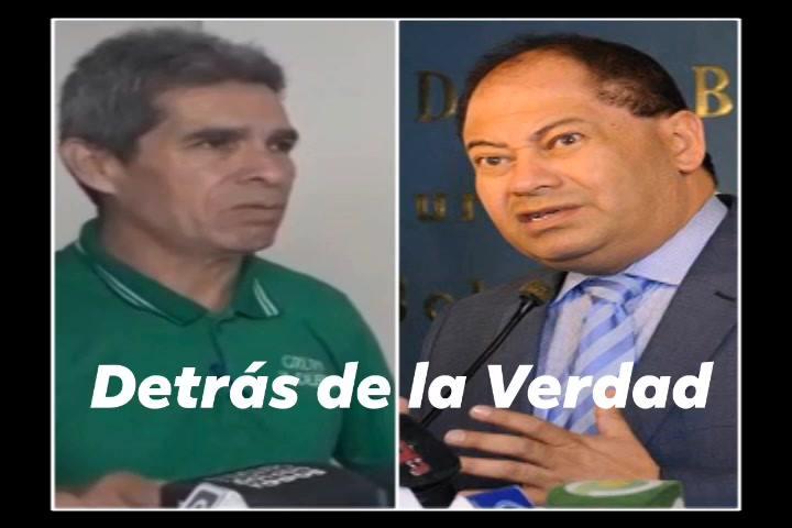 Furioso ministro Romero arrincona a periodista con acusaciones; escuche el audio