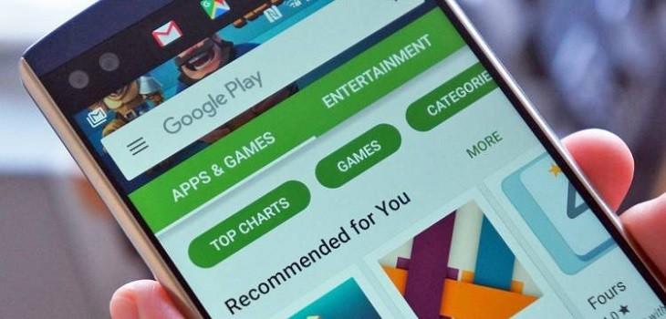 Juegos Google Play