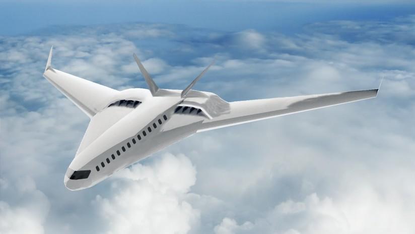 La NASA financia una nueva aeronave totalmente eléctrica que no emite gases de efecto invernadero