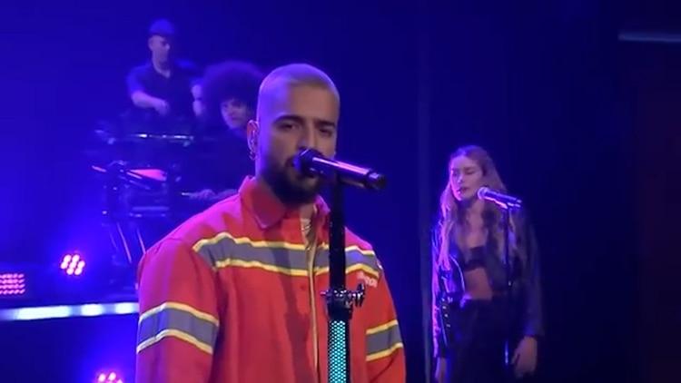 """""""Joder"""", """"cabrón"""" y """"hijueputa"""" son algunas de las palabras que el cantante colombiano decidió omitir del tema musical (Foto: captura de pantalla)"""
