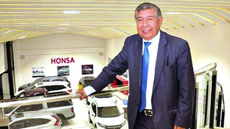 Juan Valdivia, masista millonario dueño de Gravetal ahora compra el 50% del Hotel Radisson