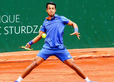Jarry sacó boleto a la final en el ATP de Ginebra