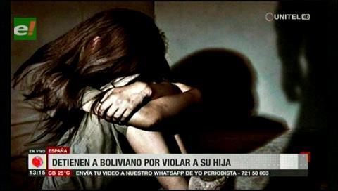 Madre colocó cámara oculta en casa y confirmó que su esposo violaba a su hija de 14 años