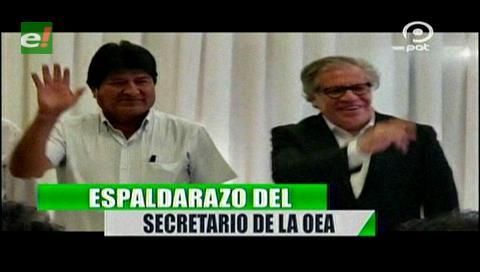 Video titulares de noticias de TV – Bolivia, noche del viernes 17 de mayo de 2019