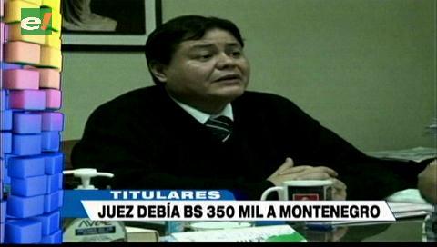 Video titulares de noticias de TV – Bolivia, noche del jueves 16 de mayo de 2019