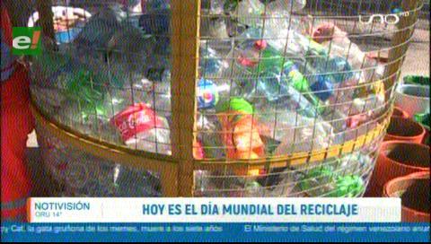 Santa Cruz: Llenos de plástico, recogen 1.700 tn por día en la ciudad