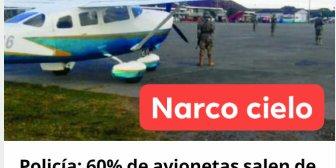 Al aterrizar en la selva SE REABASTECEN, ACOPIAN DROGA y parten hacia Brasil y…