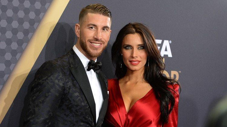 Sergio Ramos, capitán del Real Madrid, y la presentadora Pilar Rubio celebrarán su boda en Sevilla (Grosby)