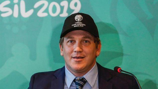 Domínguez confirmó que Catar y Australia jugarán la Conmebol Copa América 2020
