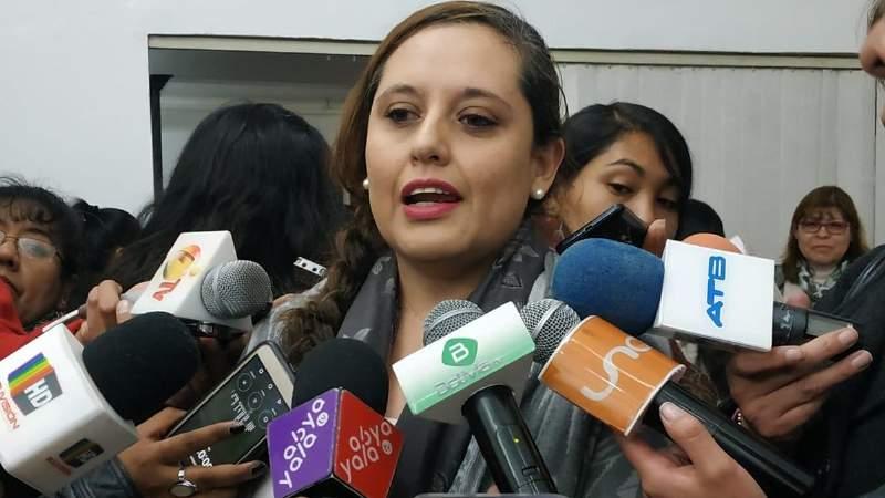 Diputada presenta denuncia contra Rubén Costas por difusión de encuestas
