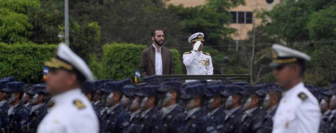 Nayib Bukele. (Reuters)