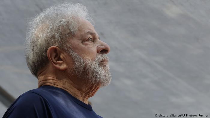 Brasilien Lula da Silva (picture-alliance/AP Photo/A. Penner)