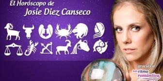 Horóscopo de Josie Diez Canseco de domingo 16 de junio 2019