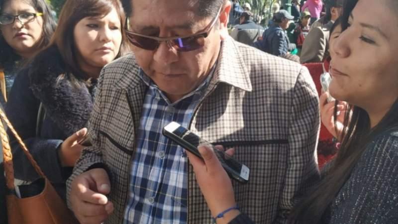 """Diputado del MAS dice que declaración jurada de la hija de Lanchipa es un """"error humano"""""""