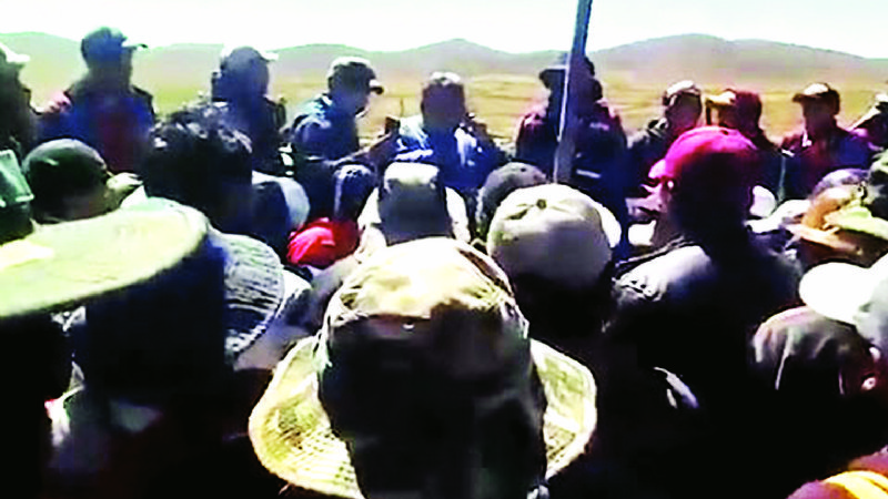 Mineros identifican a presunto autor del asesinato Illanes, según abogada