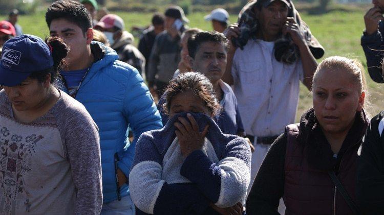 Son miles las personas que tienen un familiar desaparecido en México (Foto: EFE)