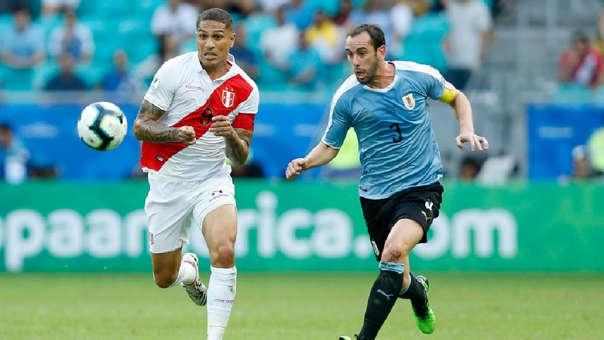 Resultado de imagen para peru gano a uruguay