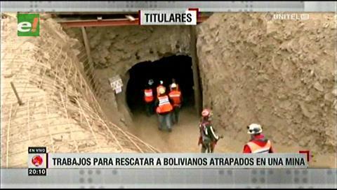 Video titulares de noticias de TV – Bolivia, noche del viernes 14 de junio de 2019