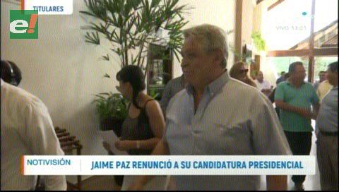 Video titulares de noticias de TV – Bolivia, mediodía del jueves 13 de junio de 2019