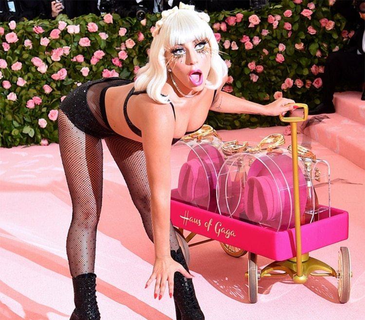 """""""Todo el mundo está diciendo que Gaga está escondiendo un bebé…"""", reveló una fuente priveligiada a la revista de chismes norteamerica In Touch. (Foto: Instagram)"""