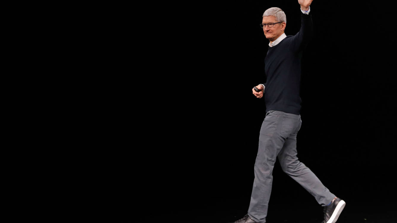 Foto: Tim Cook. (Reuters)