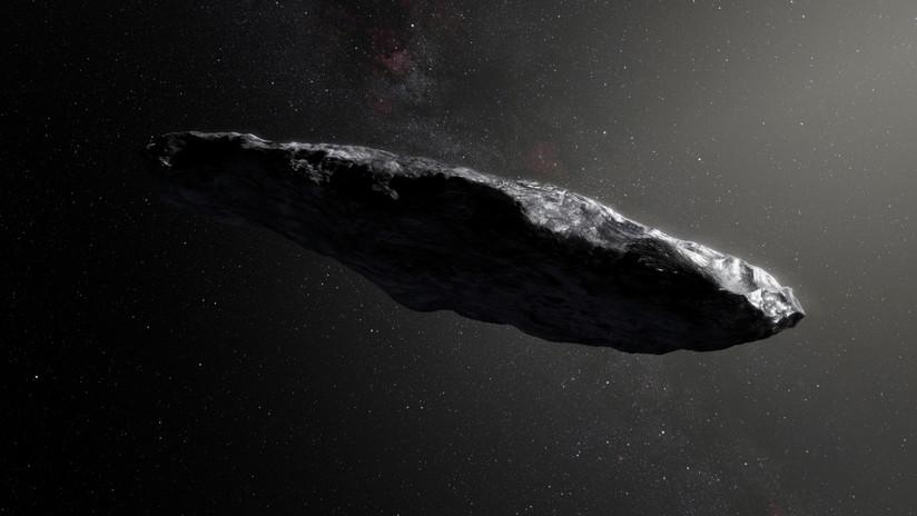 Astrónomos analizan el origen alienígeno del objeto interestelar Oumuamua y tienen malas noticias
