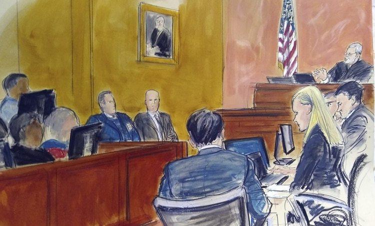 """La captura y juicio de """"El Chapo"""" fue una victoria política para Estados Unidos (AP)"""
