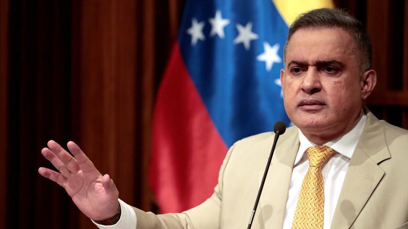 Dos policías venezolanos fueron detenidos por