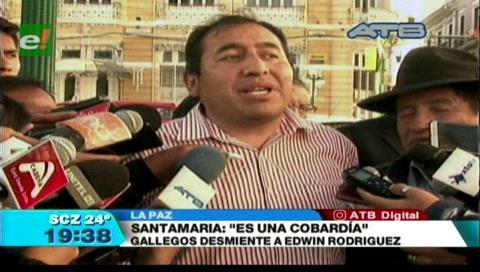 """Renuncia de Rodríguez: """"Es una cobardía que haya decidido abandonar nuestra alianza"""""""