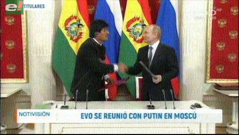 Video titulares de noticias de TV – Bolivia, mediodía del jueves 11 de julio de 2019