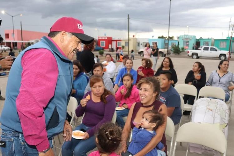 El presidente municipal del Cuauhtémoc, Chihuahua, es conocido por su lucha social durante años (Foto: Facebook Municipio de Cuauhtémoc)