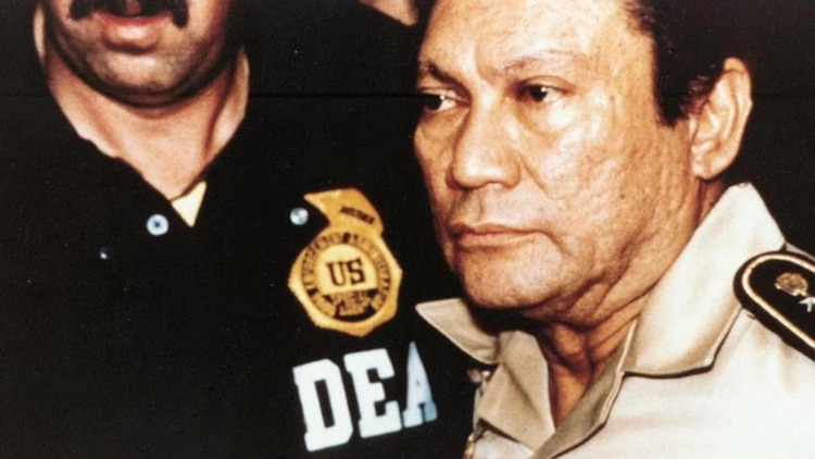 Manuel Noriega es una de las personas con las que Baruch Vega dijo haber tratado.