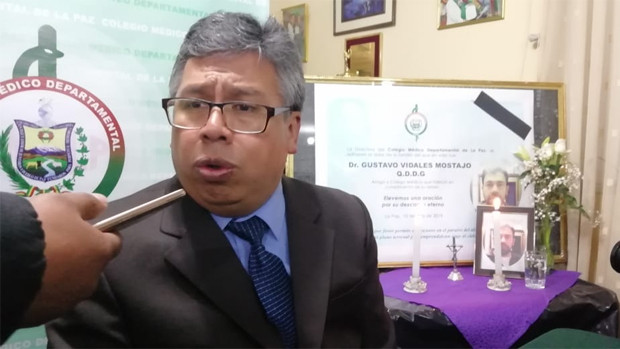 Fallece uno de los médicos internados por Arenavirus en La Paz