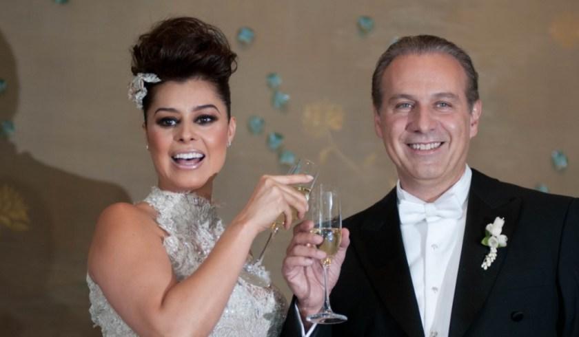 Collado está casado actualmente con la actriz Yadhira Carrillo (Foto: Cuartoscuro)