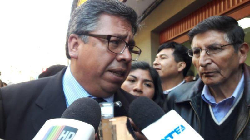 Larrea: Preferimos perder un día de sueldo a perder la vida como Vidales