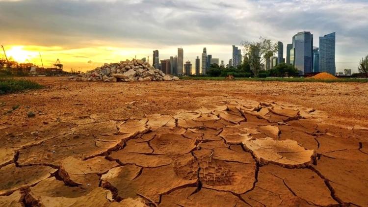 Cuandoel clima de las ciudades se agrave, el 70% de las personas vivirá en ellas.