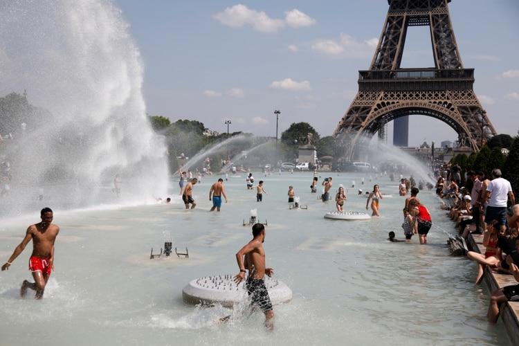 La ola de calor que afectó recientemente a Europa no será la última.(REUTERS/Charles Platiau)