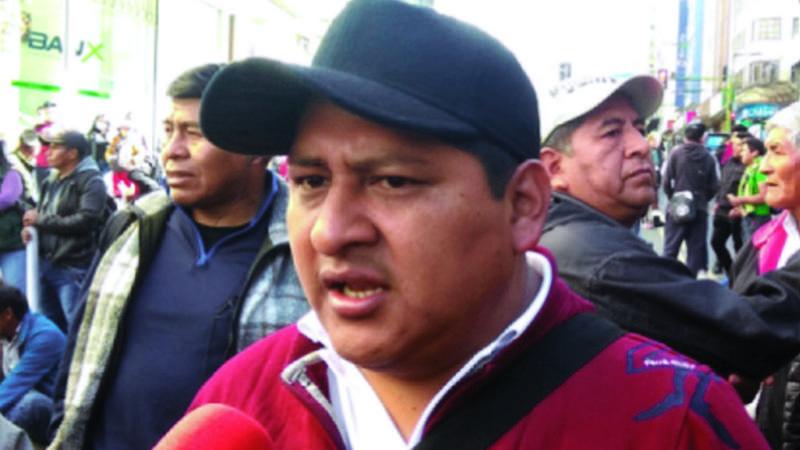 Policía sigue tras el cocalero Pampa