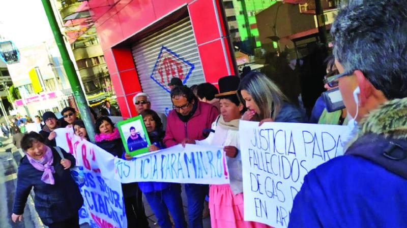 A 3 años, familias de víctimas de fuga de gas no son indemnizadas