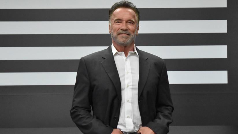 Trump anuncia la 'muerte' de Schwarzenegger y el actor responde: