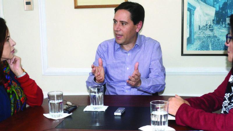 """Salvador Romero Ballivián: """"En el exterior hay inquietud sobre la idoneidad del organismo electoral"""""""