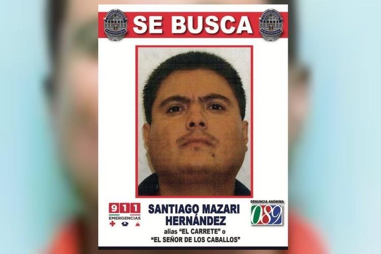 El hombre era buscado por las principales agencias de seguridad de México (Foto: Especial)