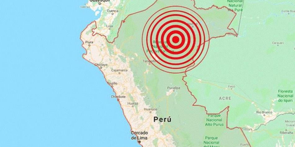 Resultado de imagen para sismo en peru