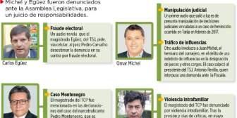 Una trama de audios, cuotas y fraude enloda a la cúpula judicial de Bolivia