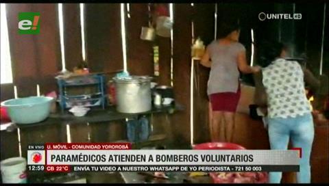 Escasean los alimentos en la comunidad Yororoba